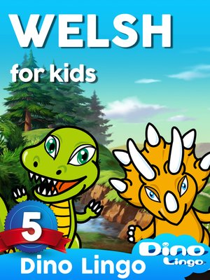 cover image of Welsh for Kids, Lesson 5